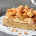 Appelslof {tarta de manzana y crema}
