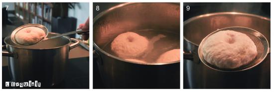 Bagels preparacion 1