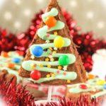 Bizcocho de chocolate y naranja {Sin gluten, Idea para Navidad}