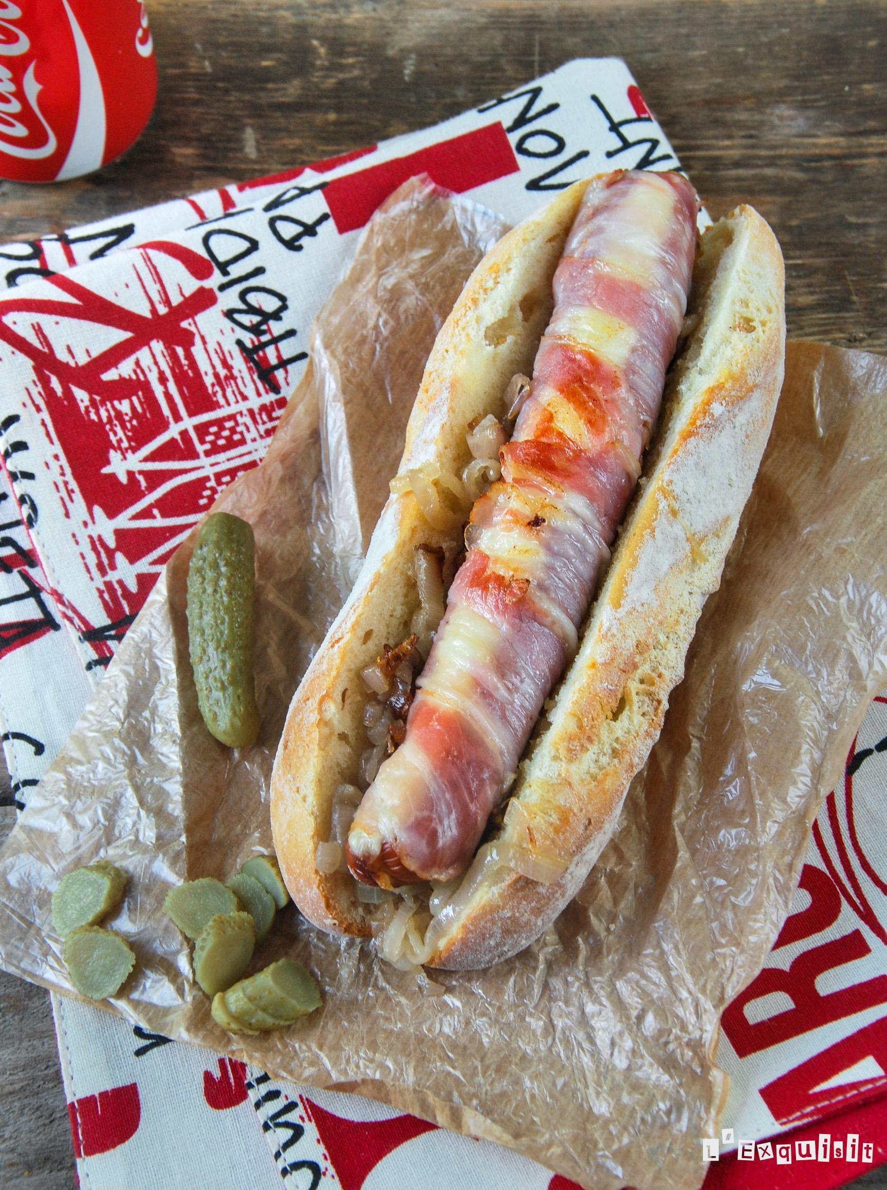 Hot dog extra - L´Exquisit