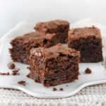 Brownie extra de chocolate