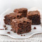 Brownie extra de chocolate
