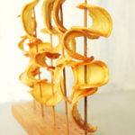 Chips al parmesano