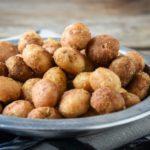 Nueces de macadamia especiadas