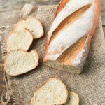 Pan blanco artesanal