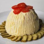Pastel de patatas, atún y pimientos