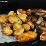 Patatas al balsámico