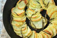 Patatas al romero {horno}