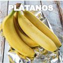Postres con plátano