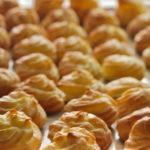 Pasta choux  Lionesas - Profiteroles