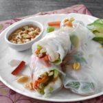 Rollitos de arroz vietnamitas