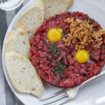 Steak tartar al estilo asiatico