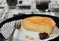 Tartaleta de crema (pastel vasco)
