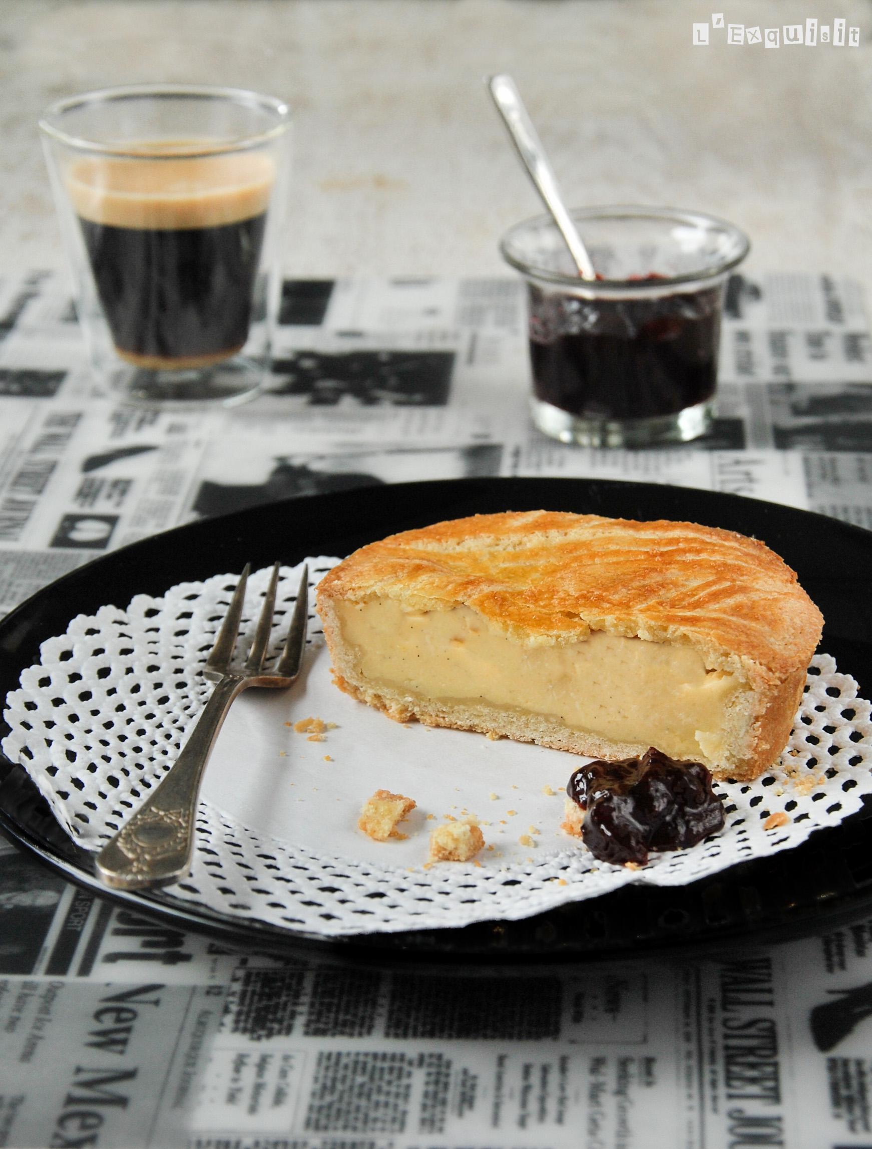 Tarta de crema {pastel vasco}-3
