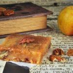 Tarta de manzana {sin lactosa}