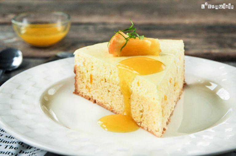 Tarta de ricotta a la naranja-4