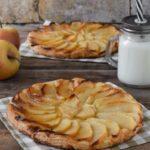 Tarta fina de manzanas (II)