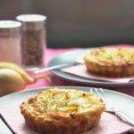 Tartaletas de cebolla y gorgonzola