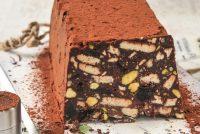 Tentación de chocolate y galletas