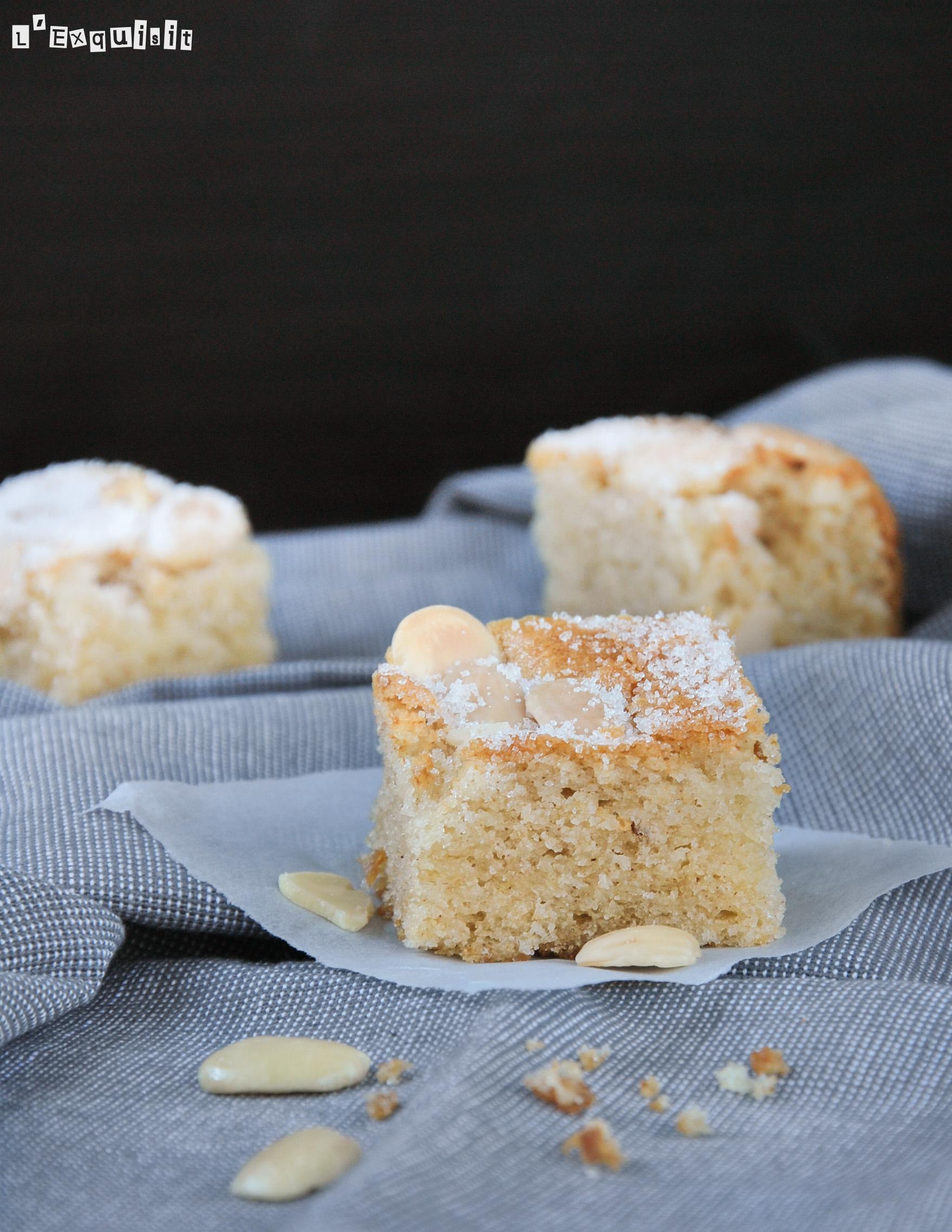 Torta malagueña de anís