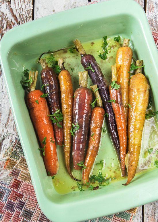 Zanahorias con comino