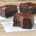 Falsos brownies