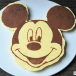 Pintando con chocolate : Mickey Mouse