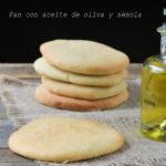 Pan con aceite de oliva y sémola