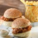 Pollo estilo Popeye {con y sin gluten, con y sin lactosa}