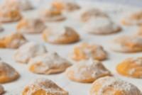 Raviolis de calabaza rellenos de ricotta y chorizo