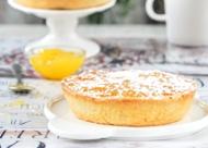 Tartaleta de lemon curd